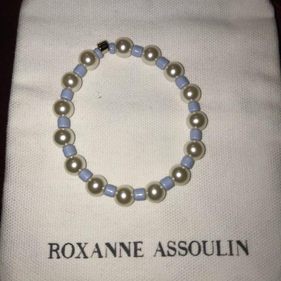 Roxanne Assoulin Jewelry - Roxanne Assoulin Pajama Pearl Bracelet